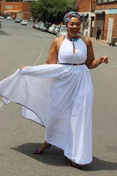 White Diva Dress – Bow Africa Fashion