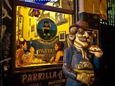 Barrio de San Telmo, Buenos Aires, Argentina