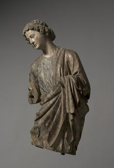 Angel, c. 1250                                                France, vicinity of Reims, 13th century