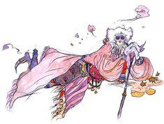 Tellah - Final Fantasy- IV