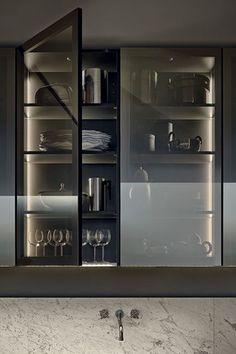 kitchen by Varenna,Poliform