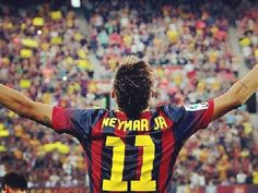 Don't stop believing xx Good Soccer Players, Football Players, Messi And Neymar, Football Pictures, Fifa World Cup, Fc Barcelona, Role Models, My Life, Jay Park