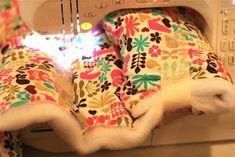 DIY Nap Mat/Bed Roll | Pretty Prudent
