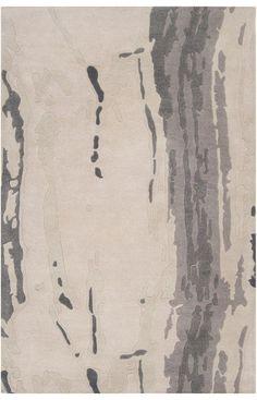 Surya Modern Classics Candace Olson CAN1994 Ivory Rug