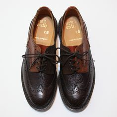TRICKER'S, NEPENTHES : Multi Tone Brogue | Sumally