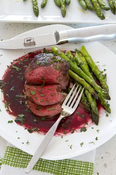 Classic Red Wine Steak Sauce Recipe with a twist!  So easy!!