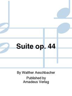 Suite op. 44