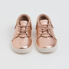 Rose Gold - The Next Step Shoe