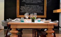 Welcome - Open Brasserie Mediterrânica  They have gluten free options on their menu