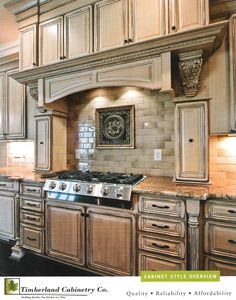 this hood could work in my kitchenhigh end kitchen cabinets truly affordable - High Kitchen Cabinets