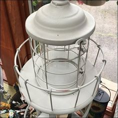 Though quite a bit inland, this Nautical Lighthouse Tower Shelf-Display still strikes a responsive note. Very small in footprint, its verticality stil. Retail Fixtures, Store Fixtures, Retail Merchandising, Shelf Display, Sailors, Sirens, Lighthouse, Nautical, Tower