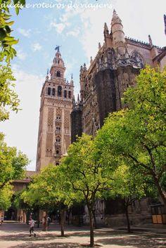 Sevilha - 2° Dia | Dicas e Roteiros de Viagens