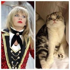 De tal Taylor tal Meredith o viceversa :p
