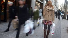 It's claimed women are paying more than men for certain goods. Why might that be?