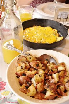 Breakfast Potatoes @yourhomebasedmom.com  #recipes, #potatoes