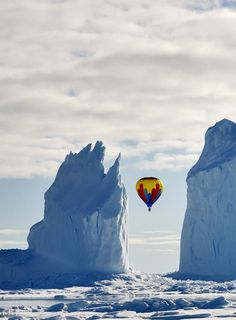 Taken on the ice near Arctic Bay, Nunavut, Canada  (photo by Michelle Valberg)
