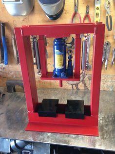 Mini 6 Ton Shop Press