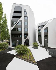 Многофункциональный комплекс в Германии | AD Magazine