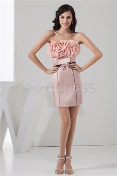 Robe de cocktail Sans bretelles mini/court Colonne/Gaine http://fr.SzWedress.com/Robe-de-cocktail-Sans-bretelles-mini-court-Colonne-Gaine-p21789.html