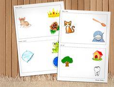 Рифмы - Занятия для развития детей RightBrain.Training