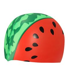 Show your sweet side at your next pool session with this fruit inspired Swim Cap from Sporti. http://www.swimoutlet.com/product_p/39570.htm?color=209