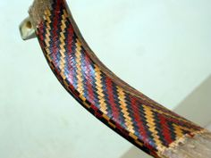 Making of a mosaic patterned Manchu bow Archery Thumb Ring, Traditional Archery, Thumb Rings, Mosaic Patterns, Friendship Bracelets, Bows, How To Make, Faith, Archery