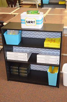 dandelions and dragonflies: An Oregon Classroom Reveal! Chevron Classroom, Classroom Layout, First Grade Classroom, Classroom Setting, Classroom Design, School Classroom, Classroom Themes, Classroom Organization, Classroom Management
