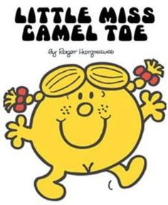 ✔ Little Miss Camel Toe Iron On Transfer | eBay