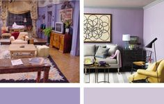 Paint The Walls Purple | Community Post: 17 Awesome Ways To Recreate Monica's Apartment