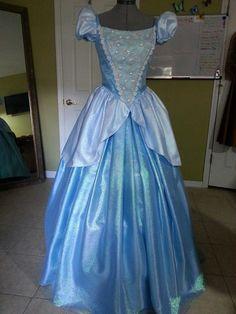 Cinderella Costume by PrestigeCouture on Etsy