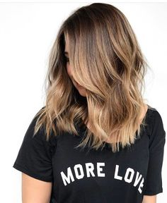 22 Pretty Brunette Ombre Hair Color Ideas for Medium Hair 2018 - Couleur Cheveux 01 Hair Color Ideas For Brunettes Balayage, Hair Color Highlights, Ombre Hair Color, Cool Hair Color, Lob Ombre, Balayage Highlights, Medium Hair Cuts, Medium Hair Styles, Short Hair Styles