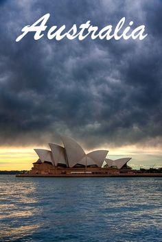 I studied English in Sydney,