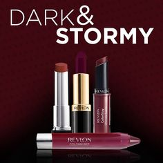 Trend alert—the vampy lip. Like or love?