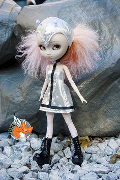 Space girl costume Idea