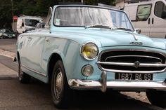 PEUGEOT 403 Cabriolet | Voitures Vintage