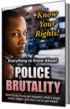 Design your podcast one sheet this e book is the first guide of its kind designed to specifically help african american men and teens to better understand their legal rights when it fandeluxe Gallery