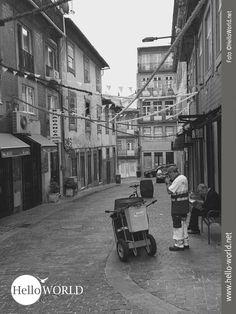 Jakobsweg Caminho Portugues!  Ein Tag in Porto und unsere Begegnung mit den Meurers.  #Jakobsweg