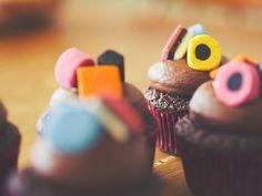 Sokerileipurin kotona – Suklaa-lakritsicupcaket.