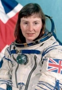 Great Women You Should Know ... Helen Sharman, the first British astronaut and fifth youngest person in space