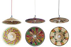 PET Lamp's Abyssinia pendants are made by Ethiopian crafters out of discarded plastic bottles