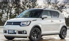Neuer Suzuki Ignis - ... bisschen variieren kann: 260 Liter stehen mindestens zur Verfügung, 1100 Liter sind es bei maximaler Raumausnutzung. So aufgeweckt war ein Kleinwagen aus Japan schon lange nicht mehr.
