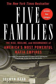 Image result for five families book