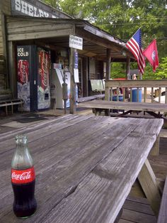 Shelby Forest General Store.  Millington, TN.  Check.