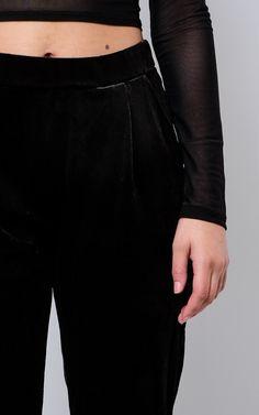 Krya Velvet Pants