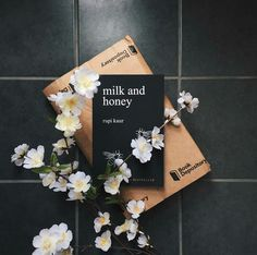 milk and honey by sammyreadsbooks