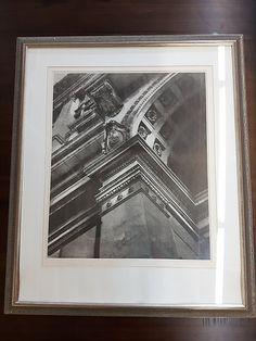 Black and White Architectural Print ( Architectural Prints, Decorative Accessories, Places To Go, Black And White, Architecture, Artwork, Painting, Arquitetura, Blanco Y Negro