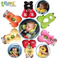 Wish | 1-4years Baby Neck Pillow U-shaped Travel Pillow