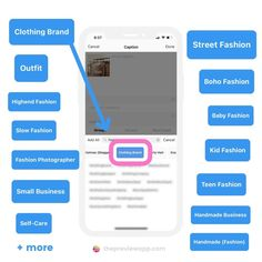 Here is a list of recommended Instagram hashtags for clothing brand to grow your account and business. Be seen by the right people: your ideal customers. #instagramtips #instagramstrategy #instagrammarketing #instagramhacks #instagramgrowth #socialmedia #socialmediatips Best Instagram Hashtags, Instagram Marketing Tips, Instagram Bio, Instagram Preview App, Instagram Feed Planner, Social Media Tips, Social Media Marketing, Business Hashtags, Hashtag Finder