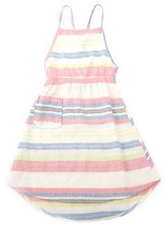 c139858011 nico nico stripe apron dress Apron Dress