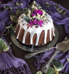 Gamze Mutfakta: Mor Havuçlu Bundt Kek